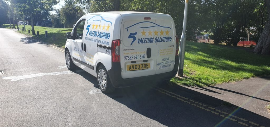 Mobile car wash and valet in Oxford