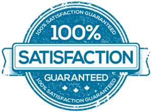 Valeting Satisfaction Guarantee