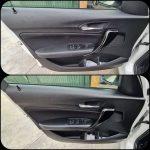 car door cleaning